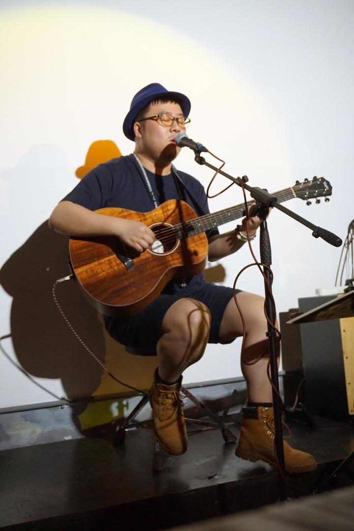 慢慢长大 王小洋(王小熊猫) 影视怀旧歌曲主题弹唱会