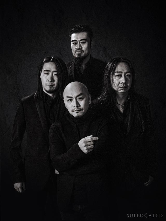【郑州站】「窒息乐队」《无界》2020新专巡演 LVH