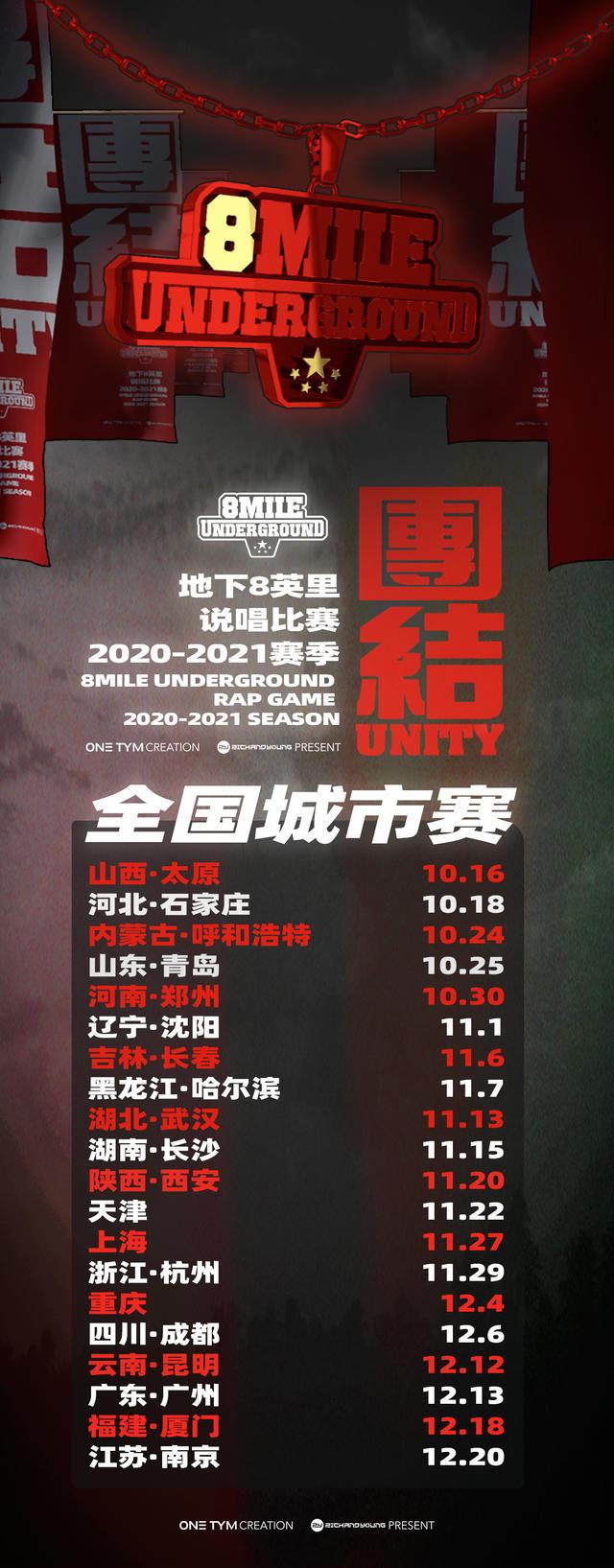 【上海站】2020 地下8英里城市赛 LVH