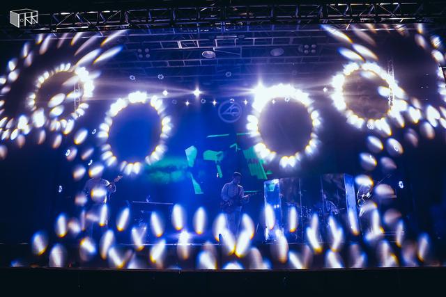 """【上海站】以太 × M-LAB 联合呈献 野外合作社""""如何在风中""""浸入式音乐会巡演LVH"""