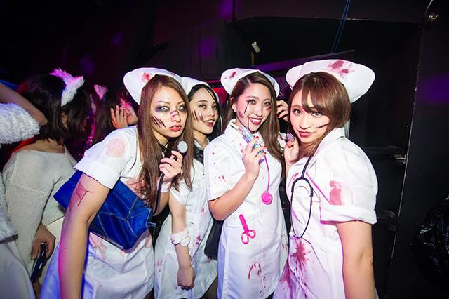 【上海站】「人鬼同乐」万圣节狂欢派对DAY2 巡演LVH