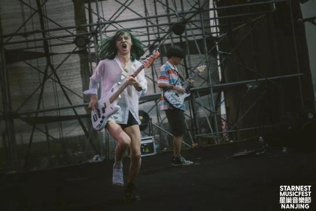 【上海站】「霓虹花园」《再见威尔逊》新专辑巡演LVH