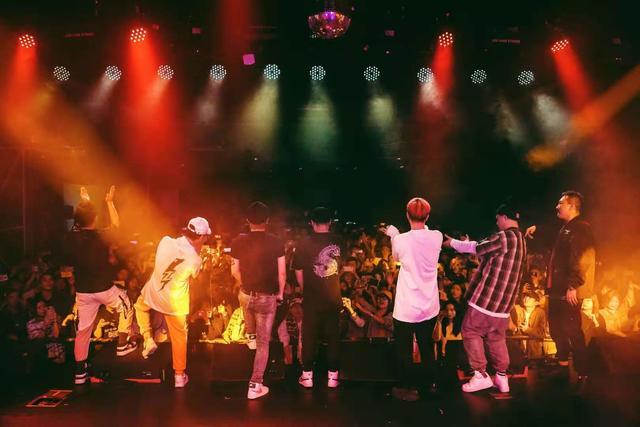 【上海站】「MC光光/高天佐/左元杰」FREE-OUT 2020 巡演LVH