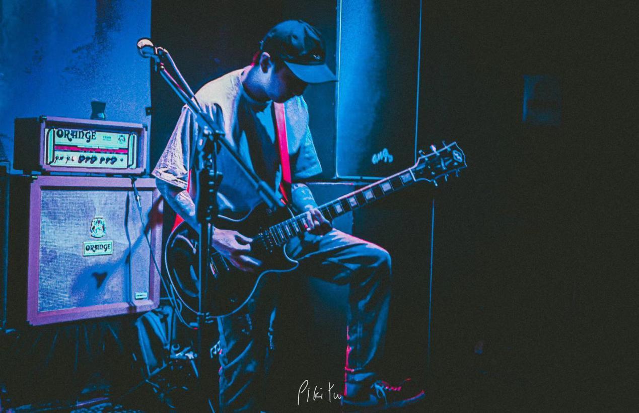 """【上海站】""""狂热取代一切方式"""" Chaos Kills the Pain混乱止痛乐队 2021新专辑发布巡演LVH"""